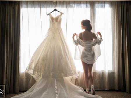 完美就差這一步:「內在美」,婚禮紅毯的決戰武器!