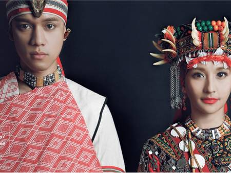 原住民拍婚紗首選!用「部落婚紗」的傳說 見證你們的幸福