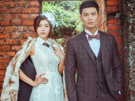 3款「皮草大衣」混搭婚紗 打造專屬你的奢華婚紗照♥