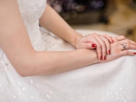 指甲也要注意!小小細節成就新娘完美100%的最後一步