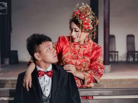 郭富城、劉詩詩都愛!不可不知的古典新美學——龍鳳褂