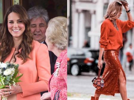 2019年代表色「珊瑚橘」!不僅婚紗這樣搭有朝氣 平時也能穿出優雅感
