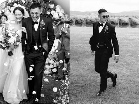 經典黑白美感!從余文樂與王棠云的婚紗照 看見愛情的純粹♥