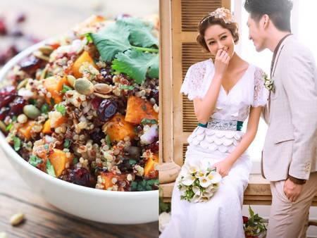 藜麥到底夯什麼?婚前保養就選它 吃出健康又美麗!