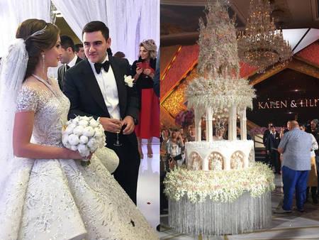 瘋狂富豪!世紀婚禮全紀錄 有哪些不可思議的驚人之舉