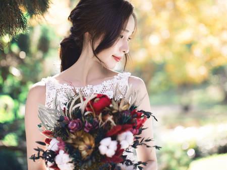 新嫁娘的冬日香氣~利用香氛保養,渡過婚前緊張期♥