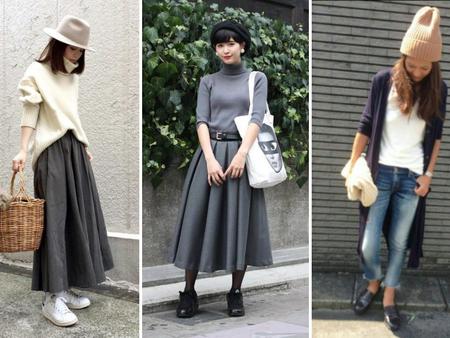 冬季約會這樣穿~男生都愛der日系甜心風,「3種髮型」百搭各式帽型!