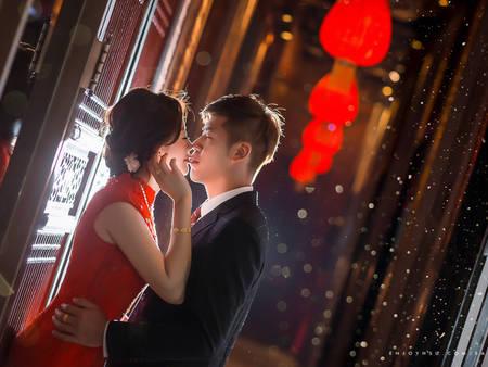 中式婚禮這樣辦!善用「場地&婚佈」,帶你一秒穿越古今~
