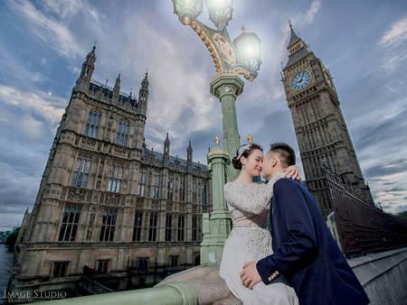 海外婚紗!想拍出絕美英式風 倫敦這5大景點可別錯過