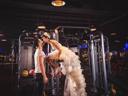意想不到的婚紗拍攝地點?竟然可以拍出「充滿故事」的經典美照!