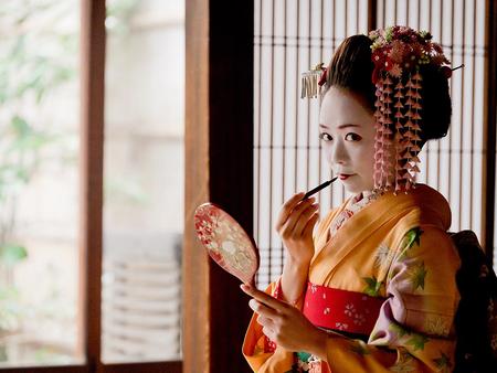 日系婚攝一次到位!享受京都變身「舞妓」的極致體驗