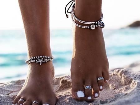 腳趾頭也要美噹噹!新娘快嘗試腳趾彩繪 讓妳的婚禮永生難忘~