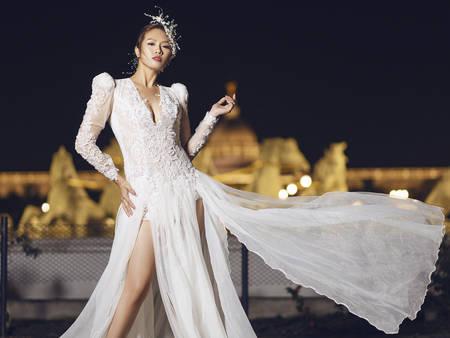 為什麼新娘總穿「純白」婚紗?原來涵義是這樣來的~