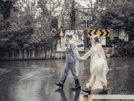 迎娶下雨天怎麼辦?5大應變措施準備好 甭怕天公不作美!