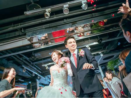 「婚禮進場」方式百百種,你最想要哪一種?