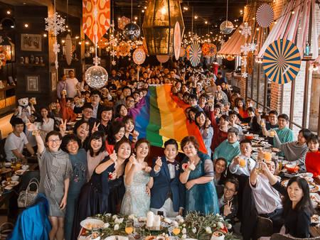迎接524!1024家同志友善店家響應 一同用彩虹點亮台灣