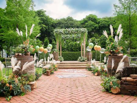 美到想原地結婚!!維多麗亞酒店讓你不用出國,輕鬆享有海島戶外婚禮♥