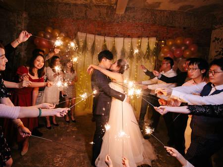 夜空中最亮的星:「夜景」為何被票選為最期待的婚禮場景?