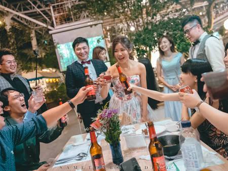 我們的婚禮很環保!環境友善「Eco-friendly婚禮」正流行~