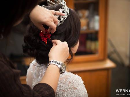 一定要戴頭花嗎?帶你了解「新娘花、春仔花、婆婆花」的用意!