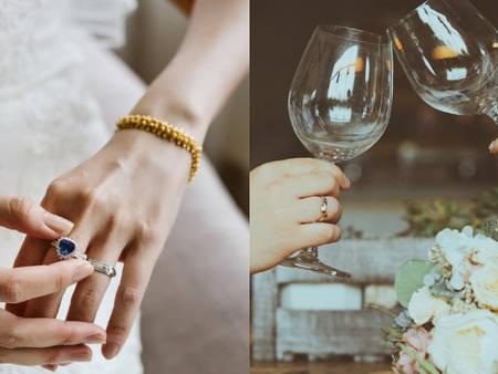 我們要結婚了!一定要來一張公告天下「曬婚戒」自拍技巧大公開