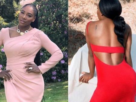 小麥肌膚的「厚片女孩」挑婚紗?參考Serena Williams 讓你找到明燈不用慌~