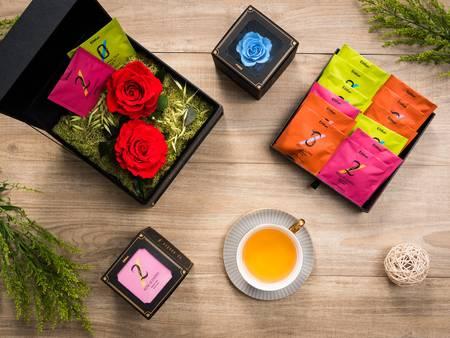 全新概念店!隱藏在巷弄裡的「開璽新苑」隨時邀你來喝杯茶、吃塊餅♥
