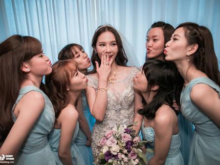 閨蜜靠譜嗎?挑對好伴娘4大要點 婚宴當天成為妳的神隊友!