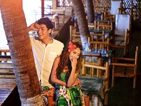 ALOHA~IG超人氣「夏日熱帶婚禮」不出國也能打造100%夏威夷風情♥