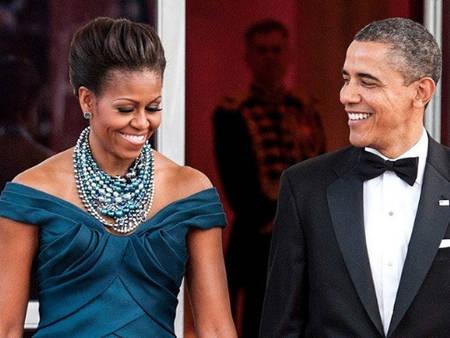 高個兒新娘必看!禮服指標請參考「蜜雪兒‧歐巴馬」嶄露知性又典雅