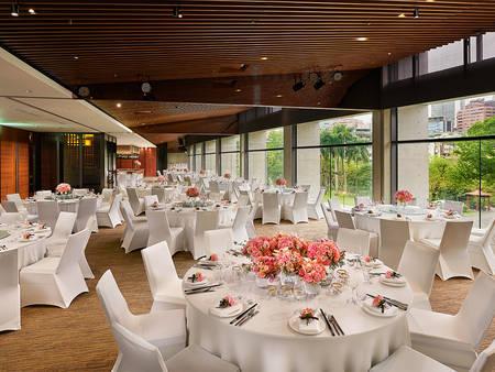 台北新娘向前衝!精選結婚吧5家「小桌數」婚宴會館 快速找到你的理想場地❤