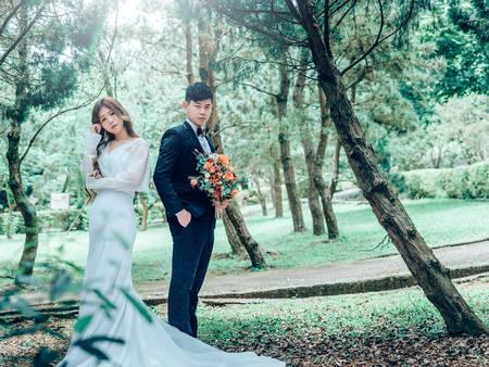 選擇障礙~「森林系」V.S「海洋風」夏日婚禮佈置,哪一款是你的最愛?