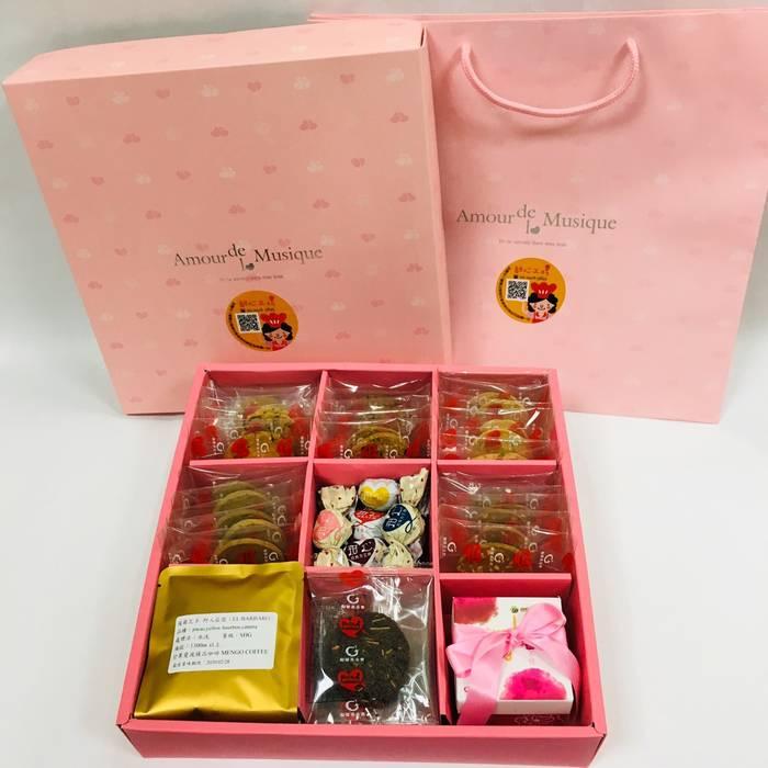 甜心工坊-愛的樂章禮盒