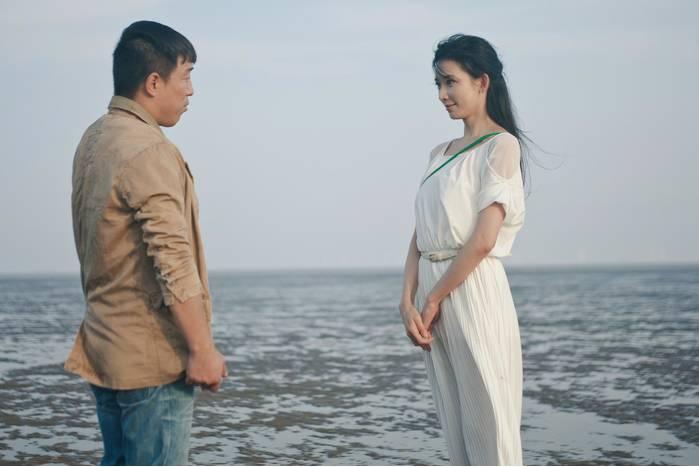 由女神林志玲與實力派演員黃渤主演的電影