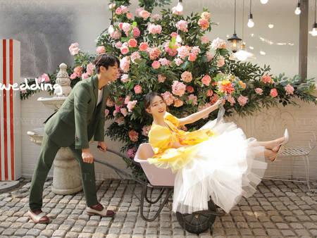 夏日婚紗就是這樣拍!新人掌握好這5個TIPS 簡單拍出新婚好活力♥