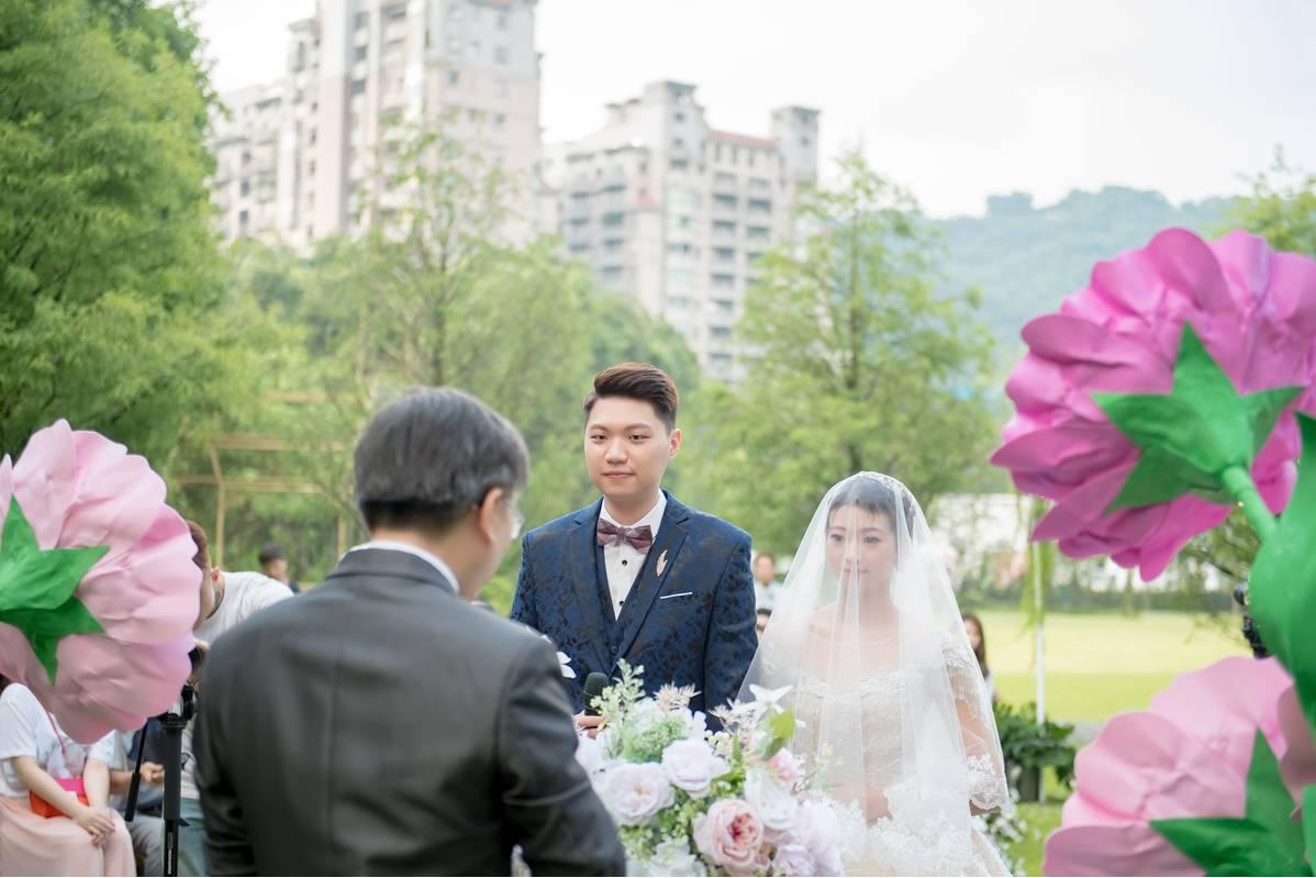 有想過在台北市中心裡也能舉辦森林婚禮嗎?