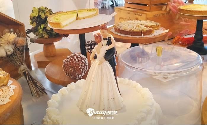 婚禮市集還有甜點能享用~