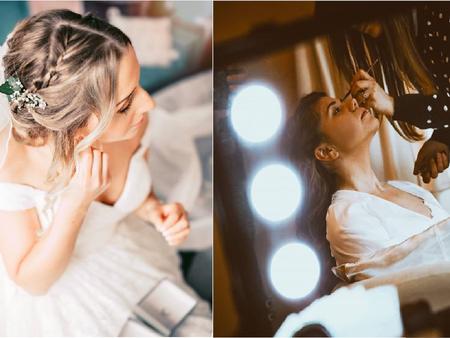 給染髮新娘的造型指南:特殊髮色這樣搭簡直美到逆天!