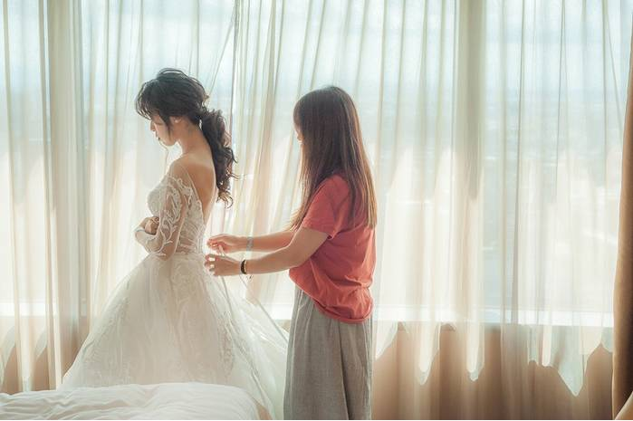 新秘是成就您婚禮的重要助手