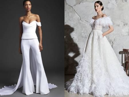 搶先看!2020春季婚紗趨勢~這5大重點讓你稱霸紅毯✮