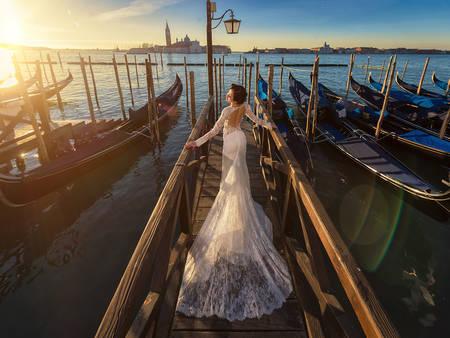 女孩拍婚紗和蜜月的夢想之地!造就「義大利」絕對浪漫100%的原因究竟是?