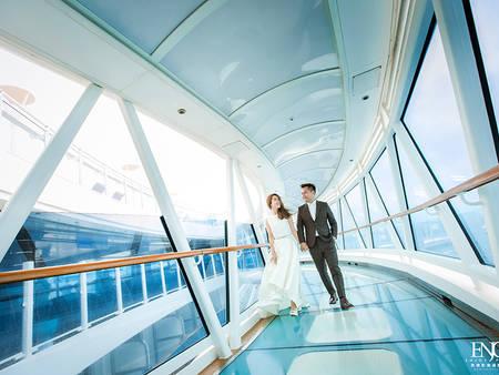 把握5大準則!來場別出心裁的婚禮 就選「郵輪」舉辦兼度蜜月吧❤