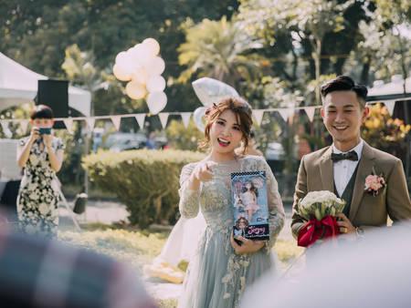 就愛台味!2019台語婚禮歌單大公開 婚禮上是如此契合又甜蜜♫