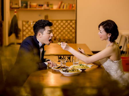 小夫妻的婚姻經營哲學 親愛的~就從「下廚」開始吧!