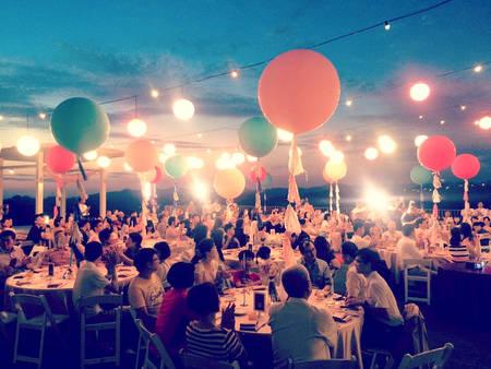 氣球原來這麼好用!8種創意婚禮佈置 婚宴氣氛靠它就搞定
