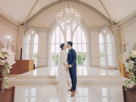 【翡麗詩莊園】日系血統法式外觀~從拍婚紗到辦婚宴都超級可以!
