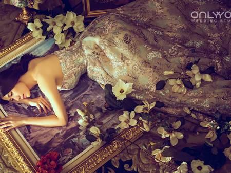 就是愛花花~這才是藝術感花布禮服的正確打開方式!
