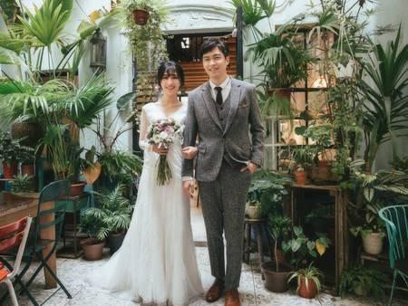 「在場的都不是垃圾」回歸愛的純粹 環保婚禮就這樣辦!