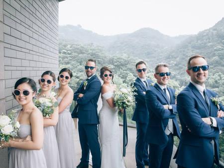 【異國戀婚禮】怎麼辦?過來人貼心叮嚀:跟外國人結婚重點就是這3項!
