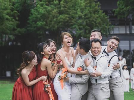 婚禮遊戲炒氣氛保證宴客無冷場,20款賓客玩到不吃飯!
